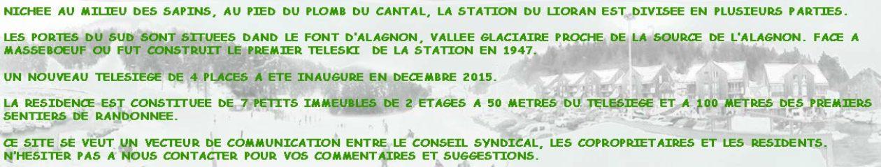 ~~~~~~~~~~~~~~~Conseil Syndical Portes du Sud